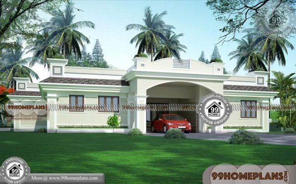 Free Kerala House Plan 1174 Sq Ft 3 Bedroom Modern Home Design Interiordesignforbedrooms Home Design Floor Plans Kerala House Design Modern House Floor Plans