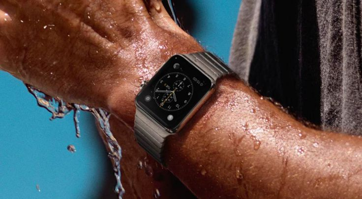El #Apple Watch es resistente al agua - Soporte Apple