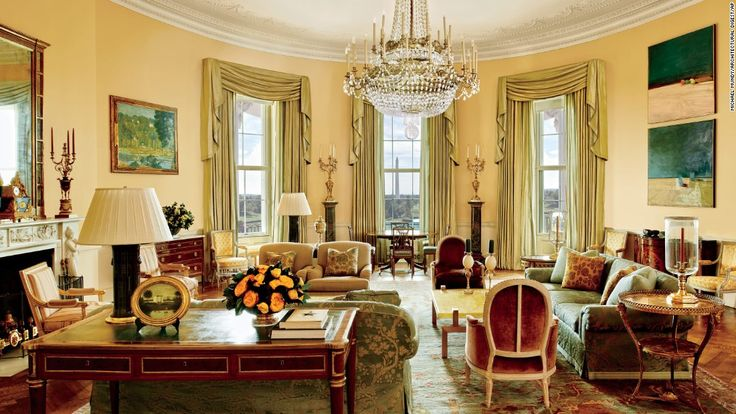 In the December issue of Architectural Digest, the First Family gives an exclusive tour of their private White House living quarters.