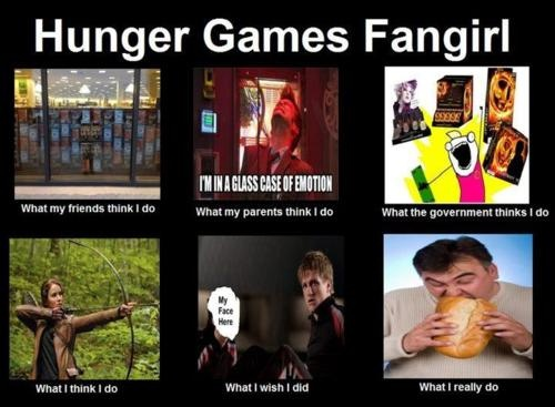 lolReal, Hunger Games 3, Glasses Cases, The Hunger, Games Obsession, Games Fangirl, Games Band, So True, Games Trilogy