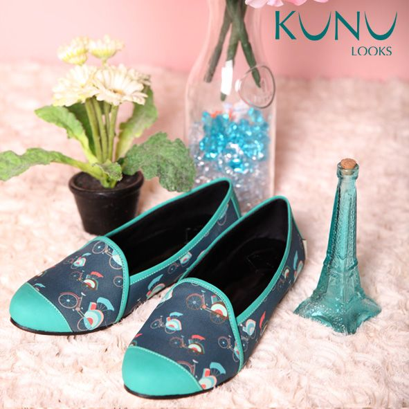 Becak Flat Shoes Ethnic Shoes