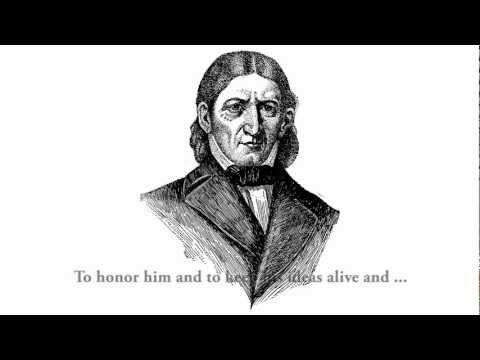 Friedrich Fröbel Honored By Google - YouTube