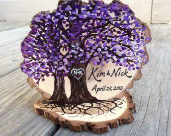 Árbol de la torta para tu naturaleza por JenniferLenoxVT en Etsy