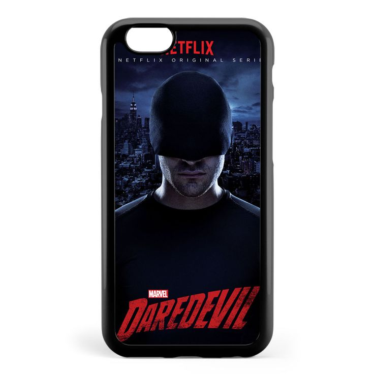 Daredevil World on Fire Apple iPhone 6 / iPhone 6s Case Cover ISVD912