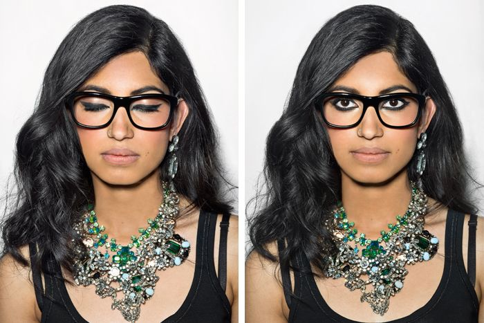 OMG LOVE! - The Makeup Rules Every Girl with Glasses Needs to Know