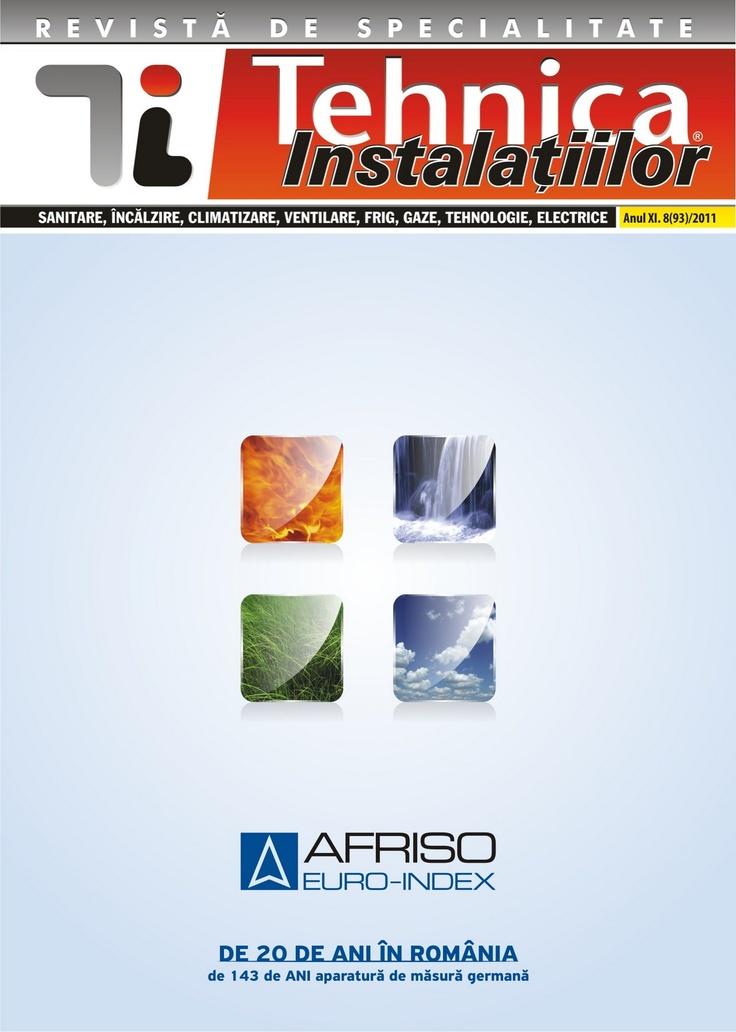 Revista Tehnica Instalatiilor nr. 03_99_2012
