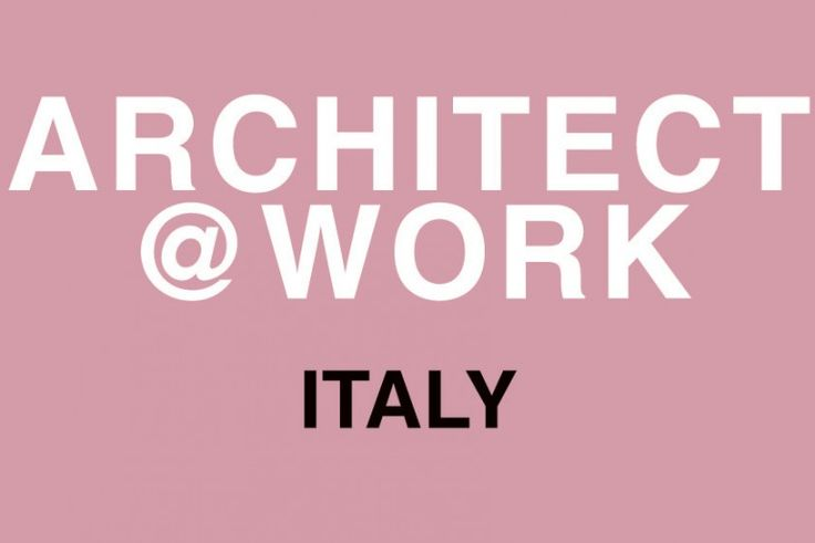 ARCHITECT@WORK @ Fiera Milano