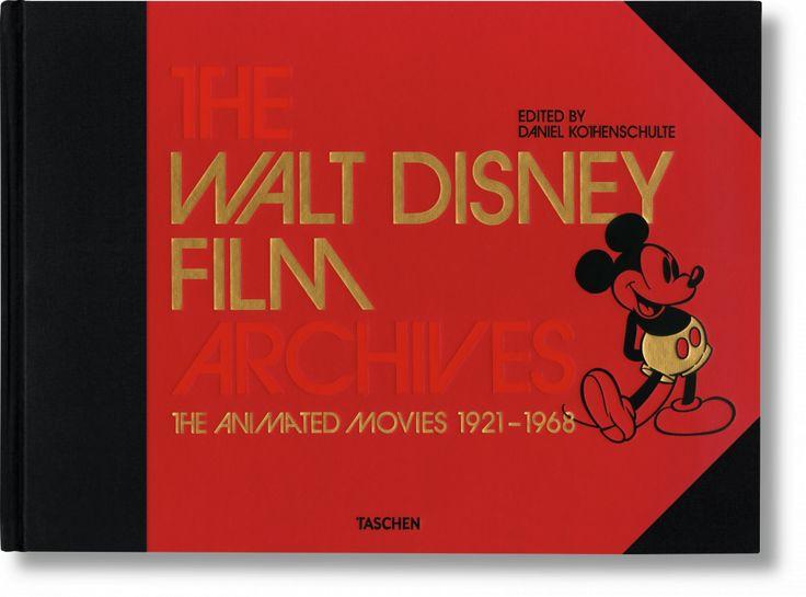 Das Walt Disney Filmarchiv. Die Animationsfilme 1921–1968