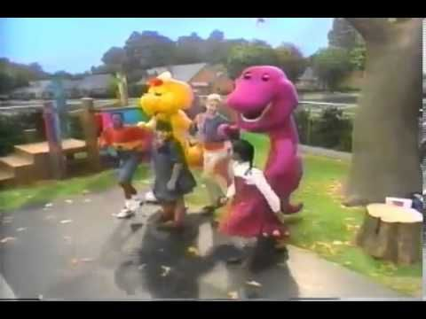 4) Barney & Friends:Stop, Look and Be Safe! (Season 2