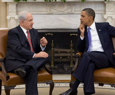presidentti Barack Obama ja Israelin PM Benjamin Netanjahu | Community Post: 65 Years Of US-Israel Solidarity: A Look Into The History Of The US-Israel Relationship