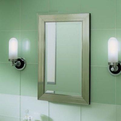 Robern Brushed Nickel Metallique Medicine Cabinet   FEI046 37 · Bathroom  MirrorsBathroom ...