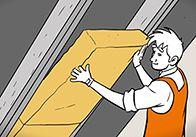 Dach dämmen in 8 Schritten