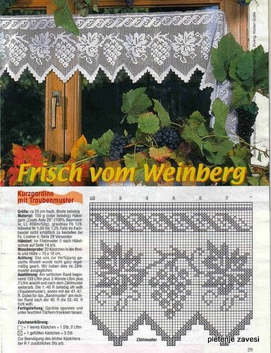 Gallery.ru / Фото #57 - Crochet Filet pour Point de Croix 1 - Mongia