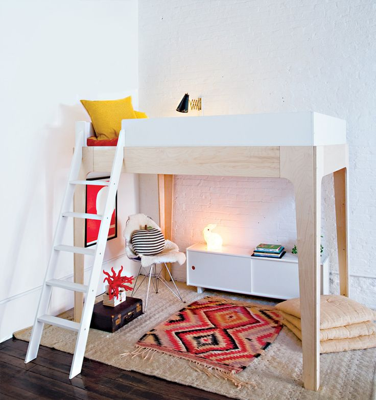Oeuf is very happy to introduce The Perch Loft bed