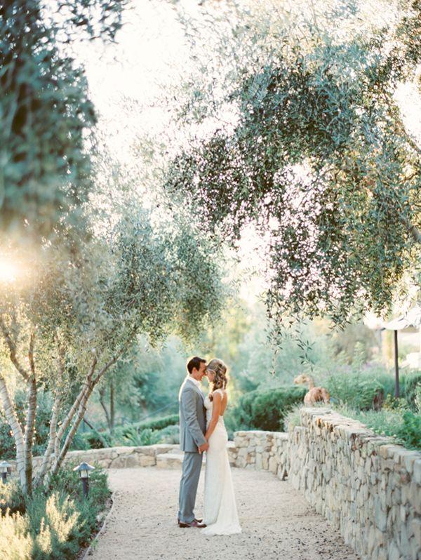Elegant Ojai Resort Wedding with Erich Mcvey