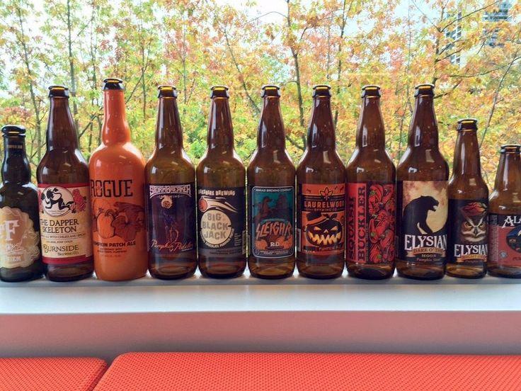Which pumpkin beer is best?
