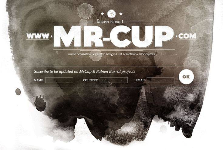love this page: Web Design, Ink Stained, Graphics Design Inspiration, Concept Art, Typography Website, Art Design, Graphics Exchange, Graphics Projects, Http Www Mr Cups Com
