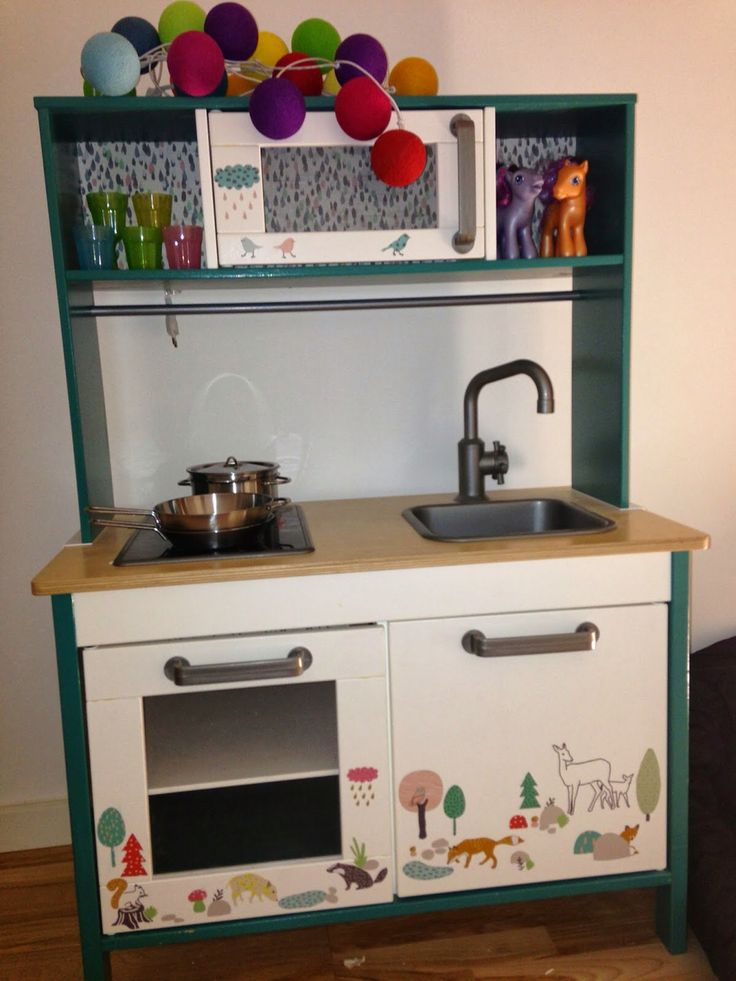 ikea kinderk che pimpen. Black Bedroom Furniture Sets. Home Design Ideas