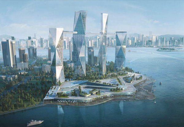 Shenzhen Modern Towers