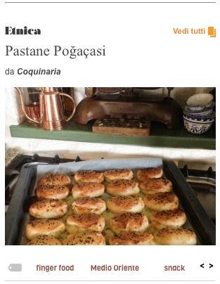 """Pastane Poğaçasi - La cucina turca è molto, molto buona e pure molto varia da regione a regione. La nostra Lena56 abita in Turchia e ne conosce solo una piccola parte perché i libri di cucina turchi (come dice lei) sono """"terribili"""", ma poiché la famiglia di suo marito è di Istanbul è riuscita ad impararla direttamente! Decisamente da provare!  http://www.coquinaria.it/scheda-ricetta-coquinaria/?ricetta=1283"""