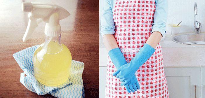 Mutfağınız İçin Etkili Doğal Yağ Çözücü