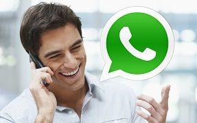 Descarga la última versión de WhatsApp y podras tener WhatsApp llamadas gratis
