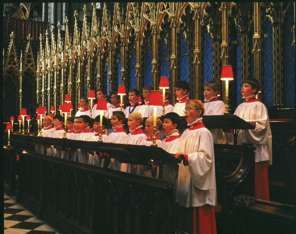 Evensong - The Choir of Westminster Abbey