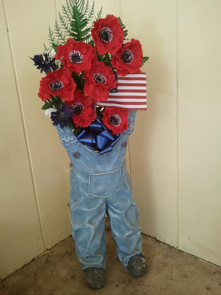 cemetery decorations for memorial day