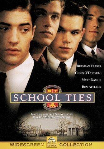 School Ties / HU DVD 153 / http://catalog.wrlc.org/cgi-bin/Pwebrecon.cgi?BBID=3737826