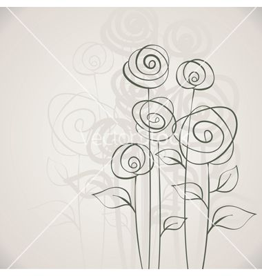 Best 25 simple flower drawing ideas on pinterest doodle flowers if you can drawer flowers on your cards but want a simple but effective front then simply do flower doodles how easy can it get ccuart Image collections
