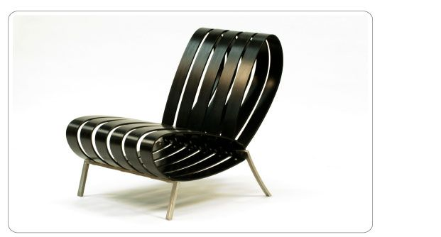 Evans chair from Minnesota's SOLV / George Mahoney Evans