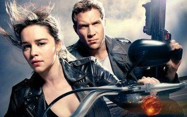 Terminator Genisys 2015 Movie Poster Wallpaper