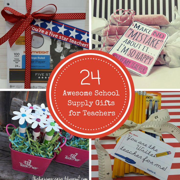 43 best school supply gifts images on pinterest