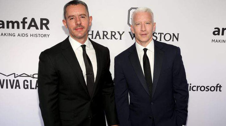 Benjamin Maisani, Anderson Cooper's Partner: 5 Fast Facts You Need to Know - http://gossipbuzz.com/benjamin-maisani-anderson-coopers-partner-5-fast-facts-you-need-to-know/