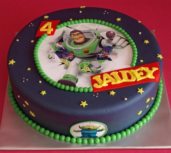 buzz lightyear party | Partycakes by José