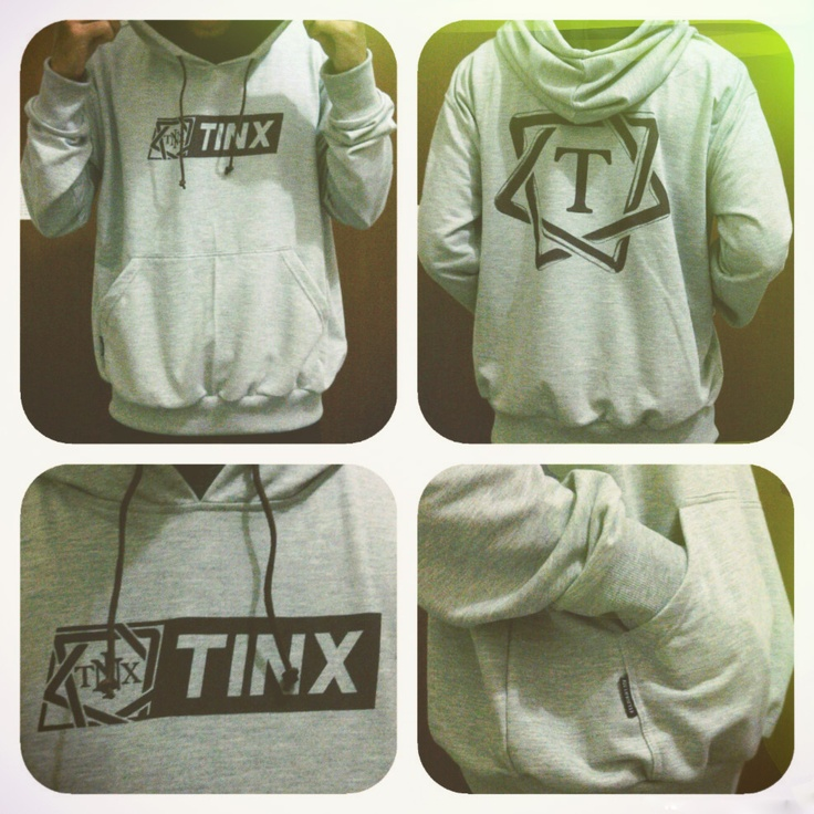 Hoodie Sweater  -SW Printed on a Baby Terry Fabric  -Limited Edition 15 pcs   -Leather Rope on Hoodie     $30