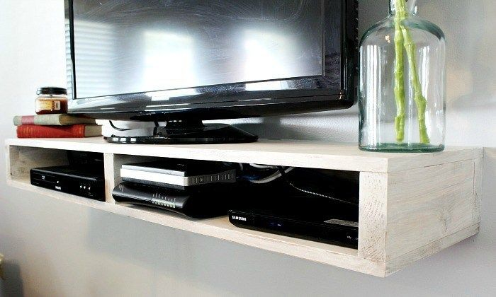 16 Diy Built In Storage And Shelving Ideas Floating Tv Shelf Floating Tv Cabinet Floating Entertainment Center