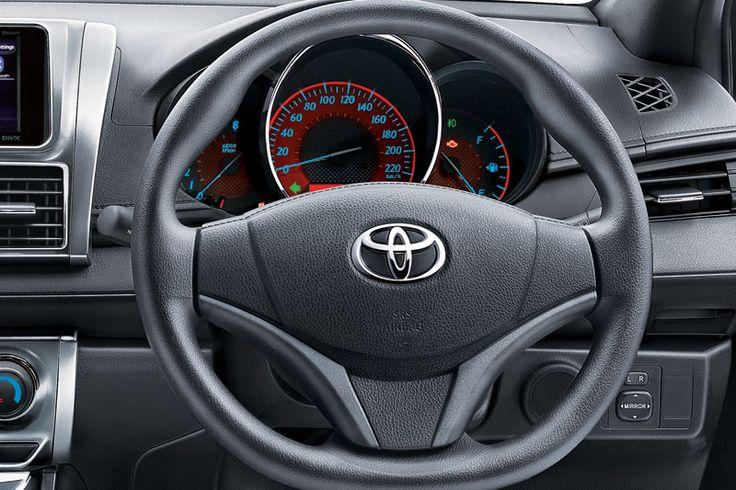 Toyota All New Yaris Type E Interior 1