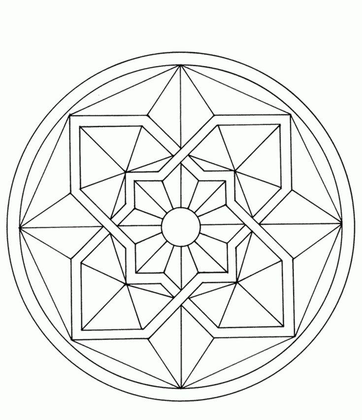 40 schöne mandalas zum ausdrucken und ausmalen kostenlos