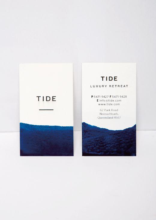 Simple. Elegant. Bland Designs - Tide Retreat