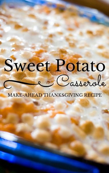 Chef Katie Lee was in Today's Kitchen to share some time-saving ideas for your Thanksgiving table. Try her Make-Ahead Sweet Potato Casserole Recipe. http://www.recapo.com/today-show/today-show-recipes/today-show-katie-lee-make-ahead-sweet-potato-casserole-recipe/