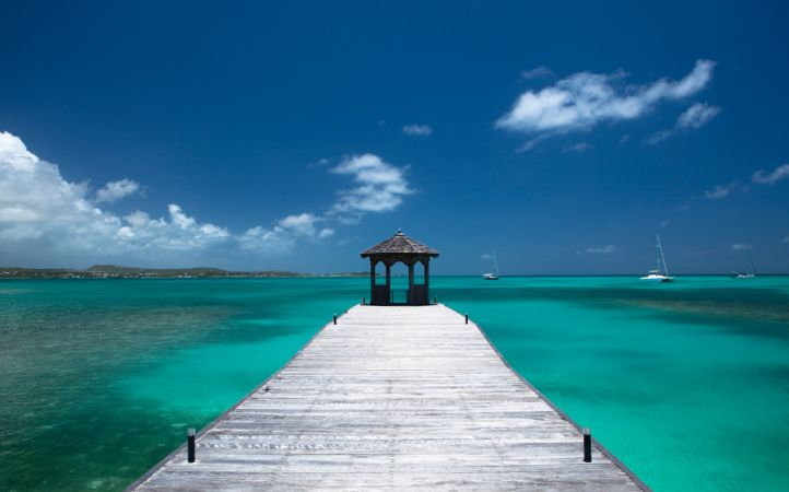 Antigua Rosewood Jumby Bay Private Island