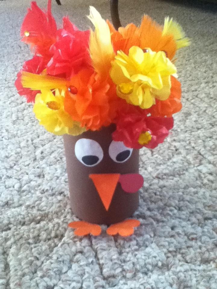 Cute thanksgiving craft | Thanksgiving | Pinterest