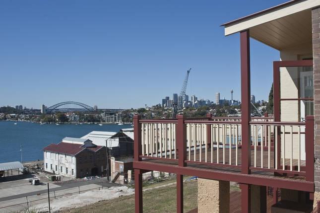 Cockatoo Island Harbour View Apartment - Harbour Views - Sydney, NSW