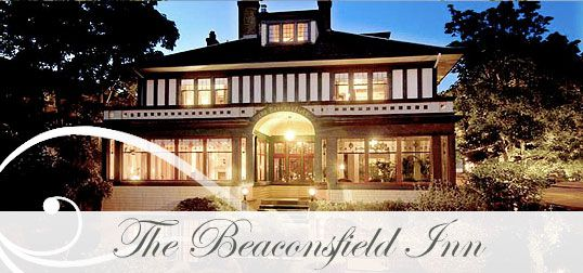 Victoria Maps | Victoria Lodging, Bed and Breakfast, B & B, Luxury Accommodations, BC, Vancouver Island | Beaconsfield Inn