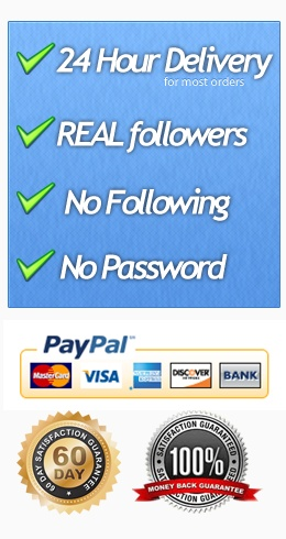Best method of boosting SEO, credibility, and exposure. http://www.fastfollowerz.com