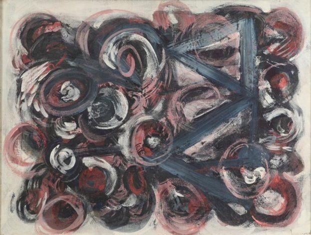 Composizione by Tancredi Parmeggiani