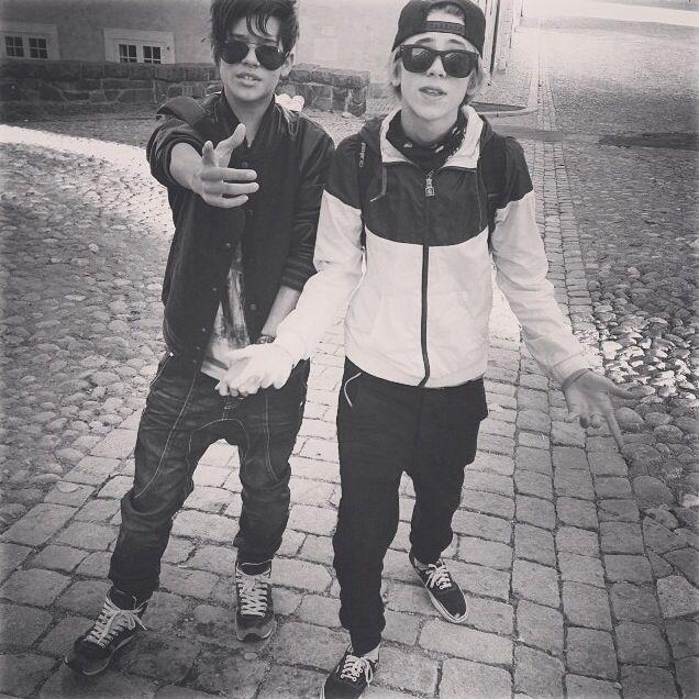 Omar and felix