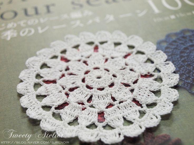 33 best hand made images on Pinterest | Crochet doilies, Thread ...