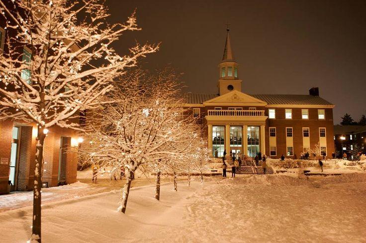 St. Thomas University, Fredricton, New Brunkswick